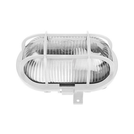 Technickej svietidlo TOR 3 - 60/P 1xE27/60W biela