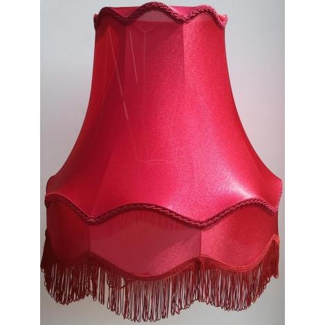 Tienidlo textilný veľkej HORTENZIA bordo