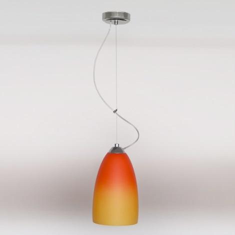 Top Light 1519/1/LK - Luster na lanku 1xE27/60W/230V