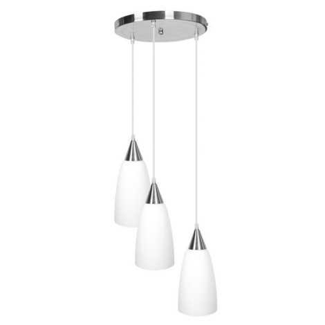 Top Light 1519/3K/LK - Závesné svietidlo 3xE27/60W/230V