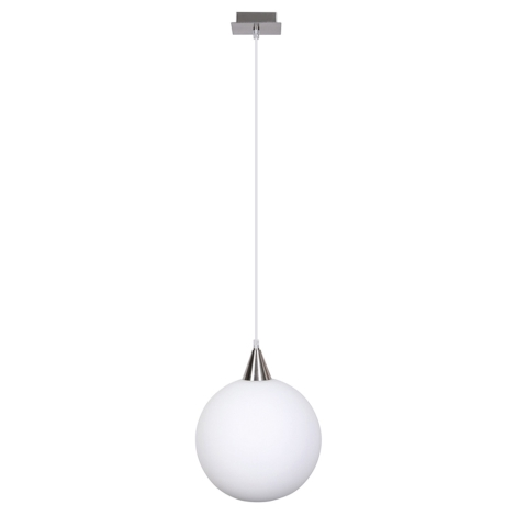 Top Light 1520/1/B - Luster na lanku 1xE27/60W/230V