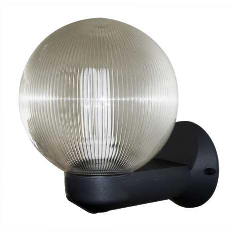TOP LIGHT 502024 E - Vonkajšie nástenné svietidlo 1xE27/60W/230V