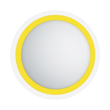 Top Light 5501/30/LK/ZL - Stropné svietidlo 2xE27/60W/230V