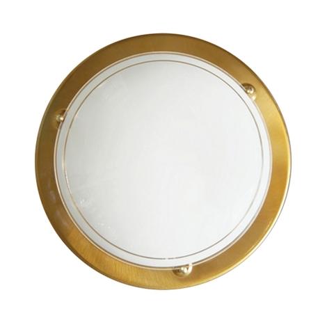 Top Light 5502/30/AN - Stropné svietidlo 1xE27/60W/230V zlatá