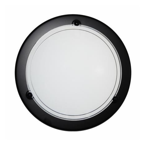 Top Light 5502/30/Č - Stropné svietidlo 1xE27/60W/230V