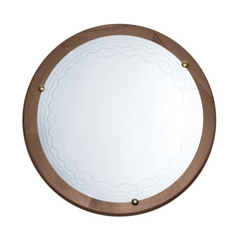 Top Light 5502/30/TD/KRA - Stropné svietidlo 1xE27/60W/230V
