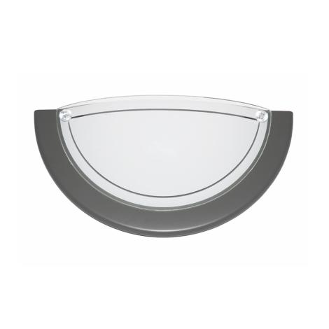 Top Light 5502/A/S - Nástenné svietidlo 1xE27/60W/230V