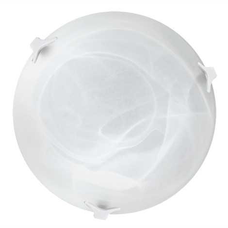Top Light 5504/40/B/AL - Stropné svietidlo 2xE27/60W/230V