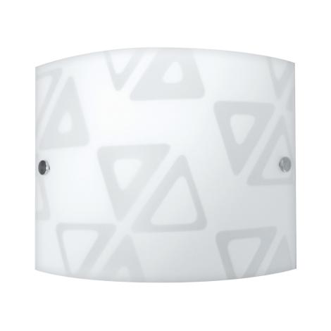 Top Light 5506/25/GEO - Nástenné svietidlo 1xE27/60W/230V