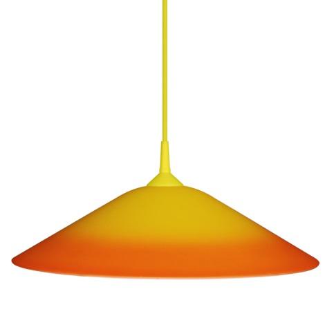 Top Light 9002/P/OR - Luster na lanku 1xE27/60W/230V
