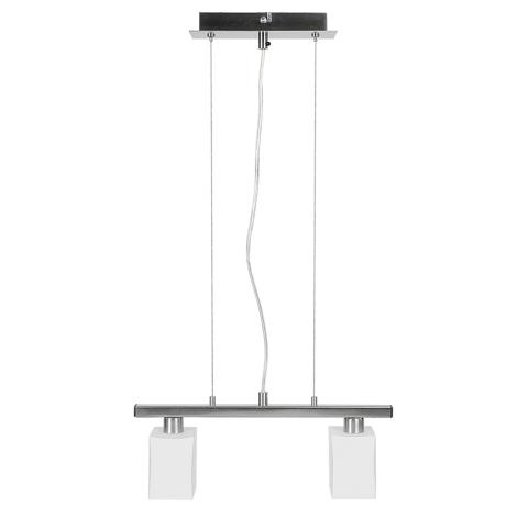 Top Light Bari 2 - Luster na lanku 2xG9/40W/230V