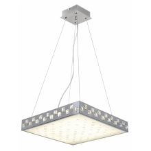 Top Light Diamond LED H - Luster na lanku DIAMOND LED/36W/230V