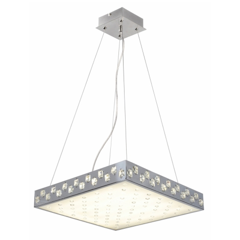 Top Light Diamond LED H - Luster na lanku DIAMOND LED/36W/230V