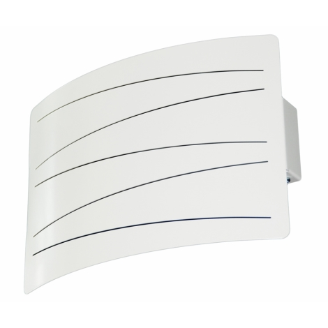 Top Light Jango B - Nástenné svietidlo JANGO 1xE27/60W/230V biela