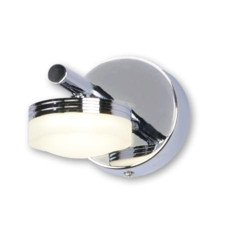 TOP LIGHT - LED kúpeľňové nástenné svietidlo HUDSON 1xLED/5W/230V