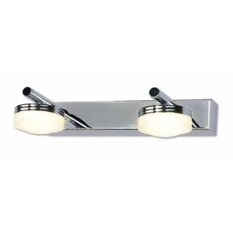 TOP LIGHT - LED kúpeľňové nástenné svietidlo HUDSON 2xLED/5W/230V