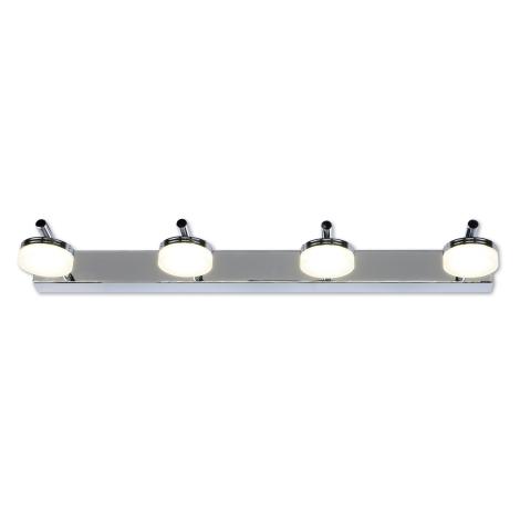 TOP LIGHT - LED kúpeľňové nástenné svietidlo HUDSON 4xLED/5W/230V