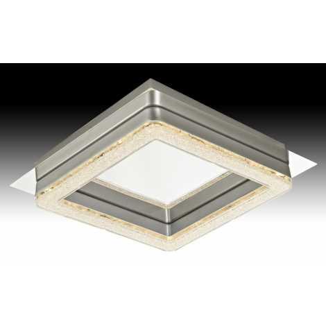 TOP LIGHT - LED stropné svietidlo CRYSTAL LED/16W/230V