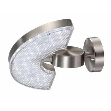 TOP LIGHT - LED vonkajšie nástenné svietidlo MOENA LED/6,5 W/230V