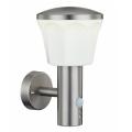 Top Light Messina PIR - LED Vonkajšie nástenné svietidlo so senzorom LED/11W/230V IP44