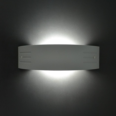 Top Light Monza 1 - Vonkajšie svietidlo MONZA LED/8W/230V