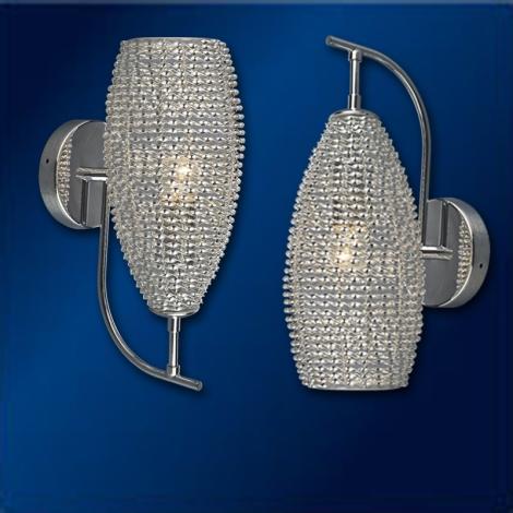 TOP LIGHT Nástenné svietidlo - DAVOS E27/60W
