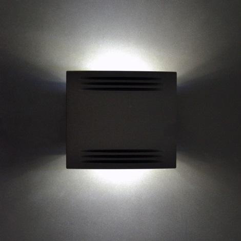 Top Light Ravenna 1 - LED Vonkajšie svietidlo RAVENNA LED/8W/230V