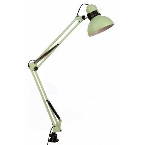 Top Light - Stolná lampa HANDY 1xE27/60W/230V zelená