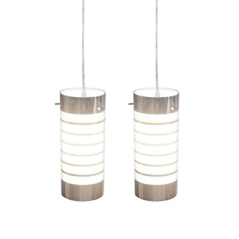 TOP LIGHT Závesné svietidlo - ASPEN 2xE27/60W