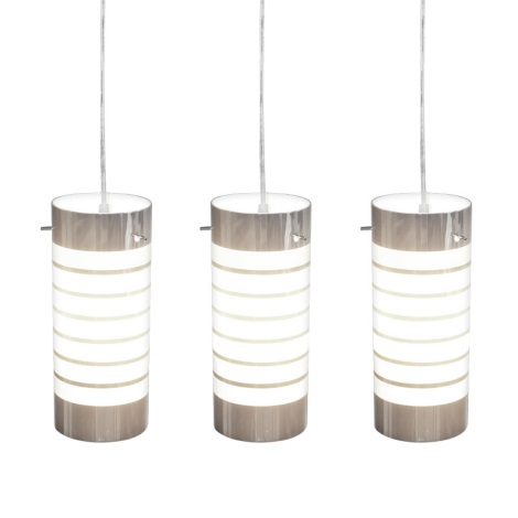 TOP LIGHT Závesné svietidlo - ASPEN 3xE27/60W