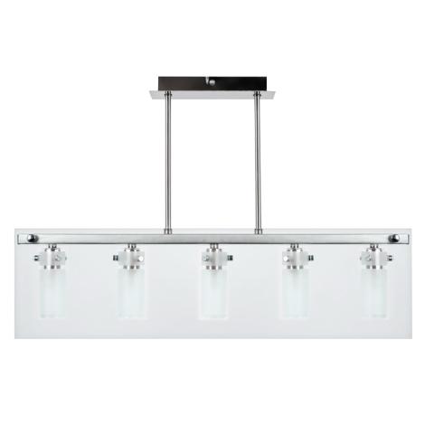 TOP LIGHT Závesné svietidlo - RIMINI 5xG9/40W
