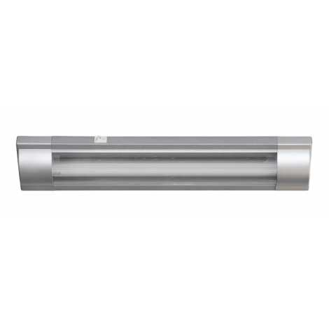 Top Light ZSP 18 STR - Žiarivkové svietidlo 1xT8/18W/230V strieborná