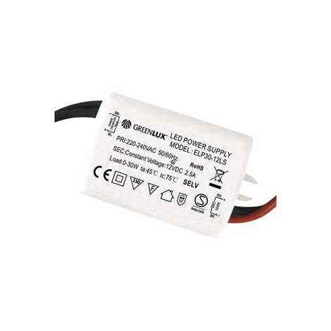 Trafo k LED pásku LED 30W
