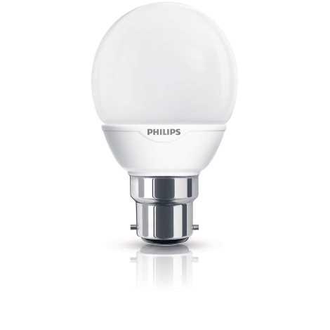 Úsporná žiarovka B22/7W/230V - Philips 929689120302
