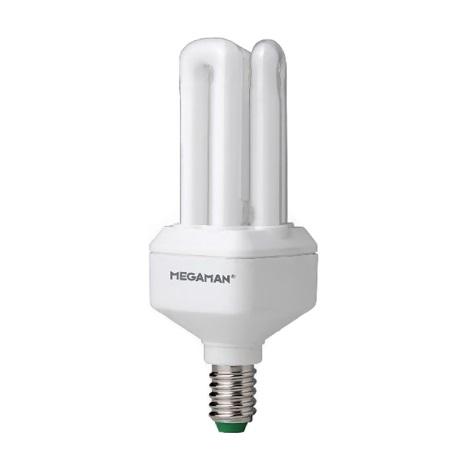 Úsporná žiarovka E14/11W/230V - Megaman 3P411