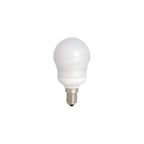 Úsporná žiarovka E14/9W teplá biela