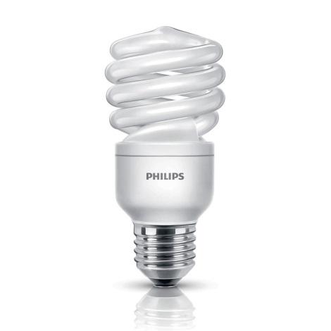 Úsporná žiarovka E27/12W/240V PHILIPS ECONOMY TWISTER