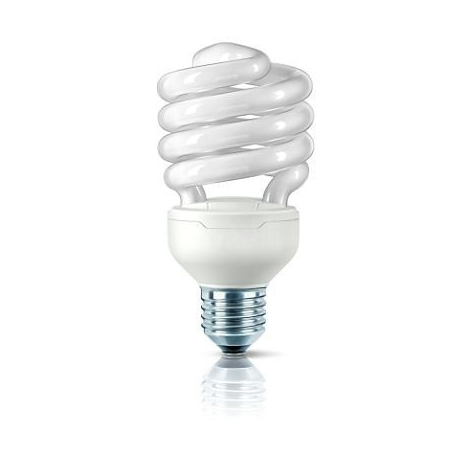 Úsporná žiarovka E27/13W teplá biela