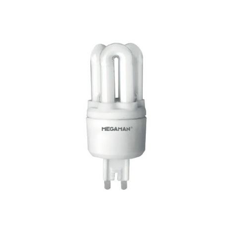 Úsporná žiarovka G9/7W/230V - Megaman 3U307i