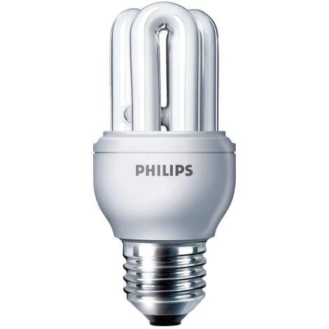 Úsporná žiarovka GENIE E27/8W/230V - Philips 929689113302
