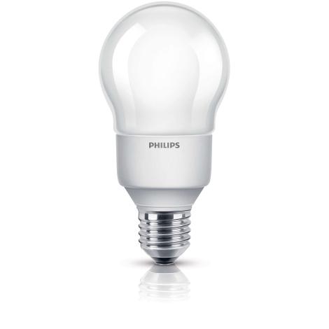 Úsporná žiarovka PHILIPS E27/12W/230V - SOFTONE