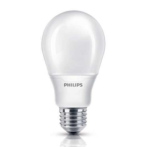 Úsporná žiarovka Philips E27/15W/230V - SOFTONE