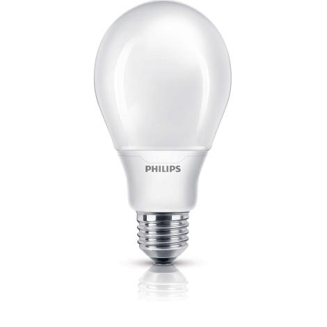 Úsporná žiarovka PHILIPS E27/18W/230V - SOFTONE