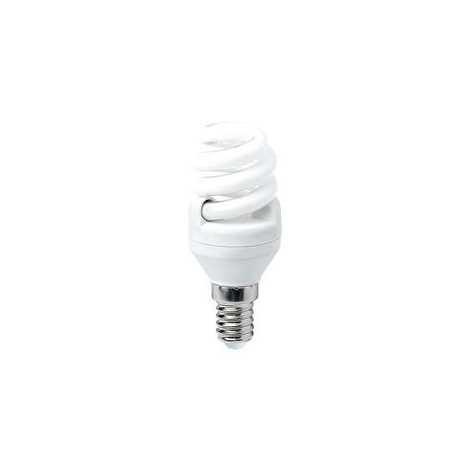 Úsporná žiarovka SPIRE E14/7W teplá biela