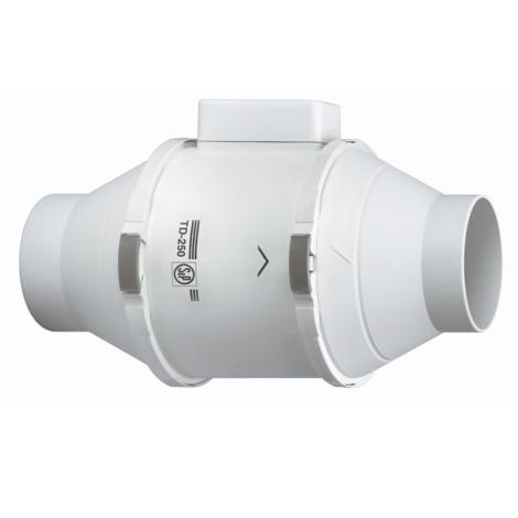 Ventilátor TD-250/100 24W/230V