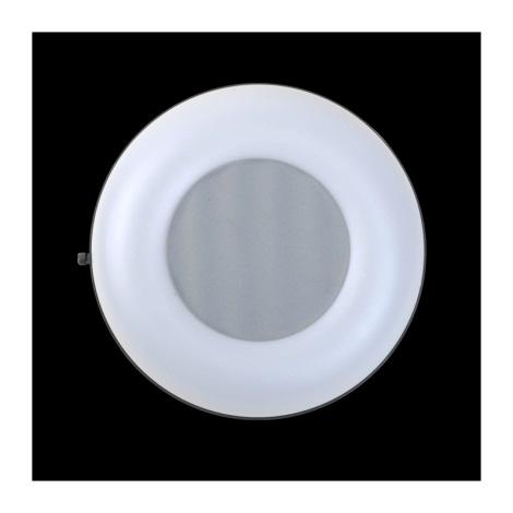 Vonkajšia a stropné svietidlo ORIGO 1xE27/60W stříbrná