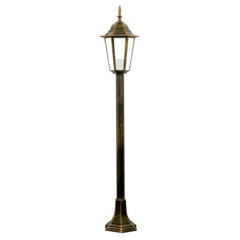 Vonkajšia lampa 1xE27/60W/230V patina