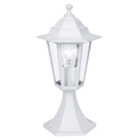 Vonkajšia lampa EGLO 22466 LATERNA 5 1xE27/60W