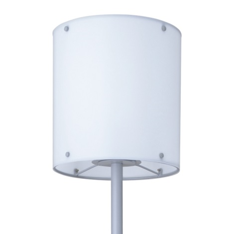 Vonkajšia lampa EGLO CUBA 1xE27/22W/230V biela