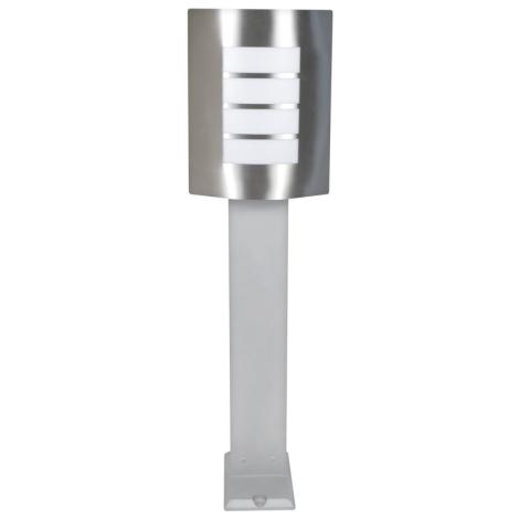 Vonkajšia lampa MEMPHIS 1xE27/60W/230V nerez
